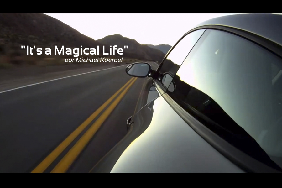 La magia de lo cotidiano