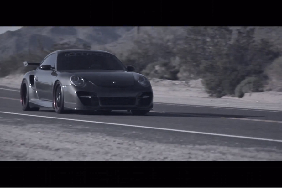 "Porsche 997 Turbo ""VR825″ – The Movie-"