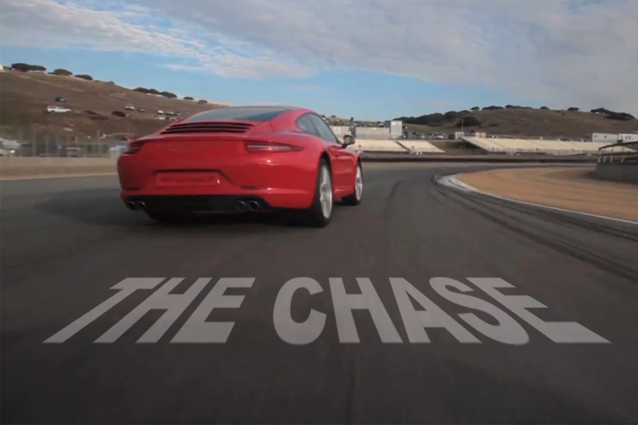 991 vs Cayman R: 'The Chase'