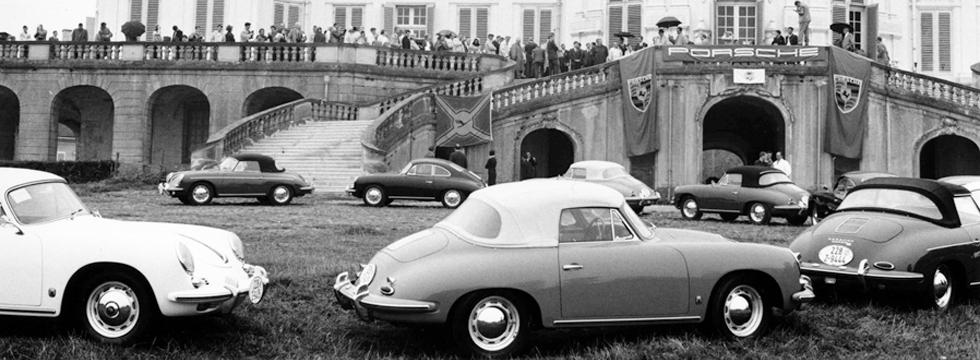 Hace 60 años nacía el primer club Porsche