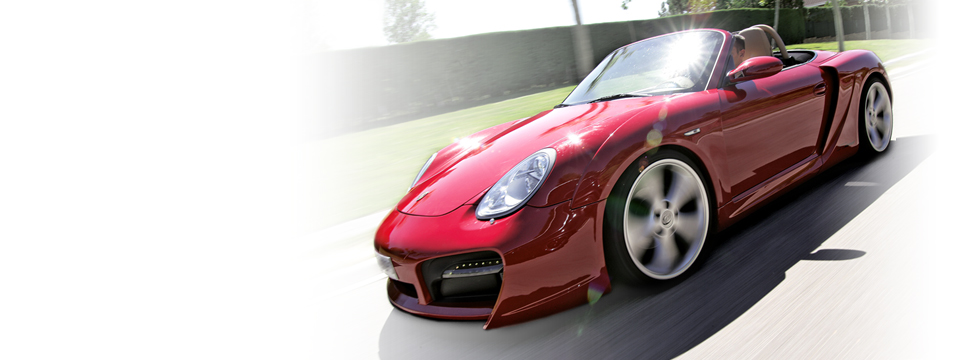 Boxster S (987) TechArt WideBody